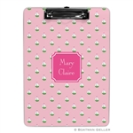 Little Sailboat Pink Clipboard