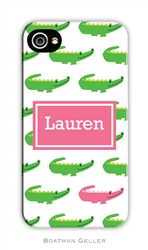 Alligator Repeat Cell Phone Cover