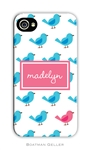 Birdies Repeat Cell Phone Cover