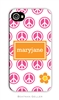 Peace Repeat Cell Phone Cover