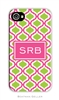 Kate Raspberry + Lime Cell Phone Cover
