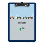 Race Cars Clipboard