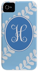 Blue Vines Phone Cover