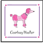 Pink Poodle Label