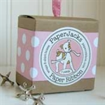 Pink Dot Paper Ribbon