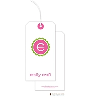 Simple Scalloped Hanging Gift Tag