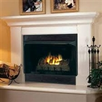 FMI Products Vent Free Gas Fireplace Cape Cod
