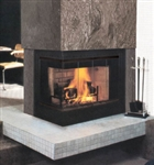 FMI Products Wood Fireplace Inglenook