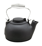Minuteman 2.5 Quart Cast Iron Kettle