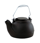 Minuteman Large Cast Iron Kettle