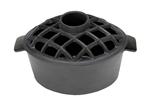 Minuteman 2.2 qt Enamel Steamer, Lattice Top