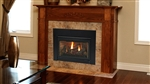 Monessen Direct Vent Gas Fireplace Insert Accent