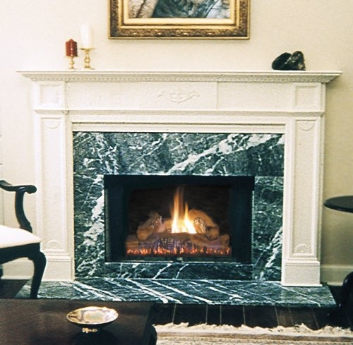 Pearl Mantels Jefferson Fireplace Mantel Surround