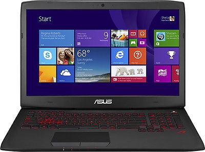 ASUS ROG G751JM Touch