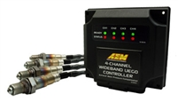 AEM 4-Channel Wideband UEGO Controller