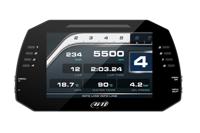 "AiM Sports MXG 7"" Color Display"