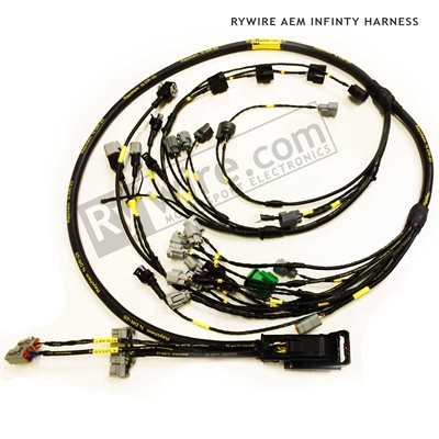 Honda B-Series Infinity 506/508 (6/8h) Mil-spec Engine Harness