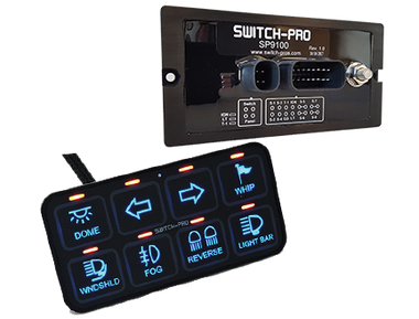 8-Switch Panel Power System
