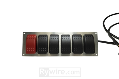 Rywire Switch Panel