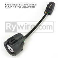 K to B TPS/MAP sensor adapter