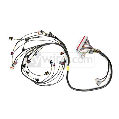S13 Wiring Harness Tuck B17 Wiring Harness Wiring Diagram