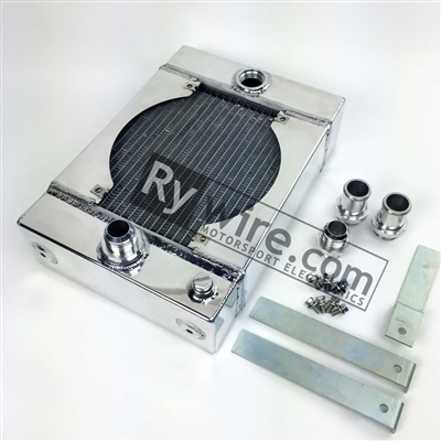The Ultimate Drag Race Radiator - 14.5Hx10Lx3.6W