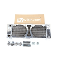 Rywire custom tucked Radiator