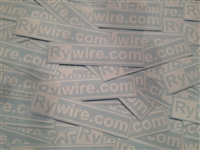 Large Rywire Banner Sticker