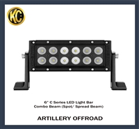 C-Series LED Light Bar