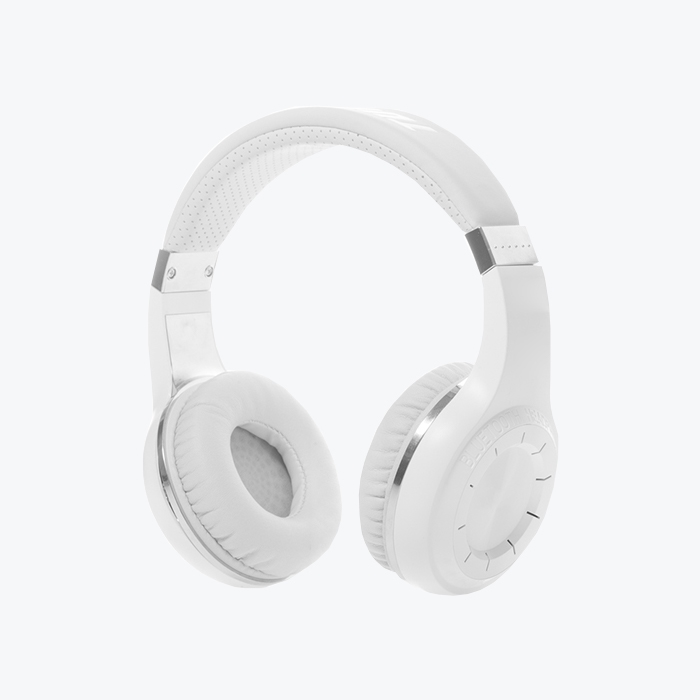 Snow White Headphones