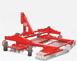 Decompaction brush DC1600
