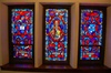 SG-434, St. Paul 3 panel set- Stained Glass Window