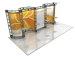 ARCTURUS - 10X20 TRADE SHOW DISPLAY