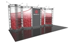 OMICRON - 10X20 TRADE SHOW DISPLAY
