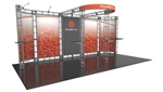 POLARIS - 10X20 TRADE SHOW DISPLAY