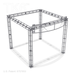 BETHEL - 10FT X 10FT TRUSS DISPLAY   [SIGNAGE FRAME & FRAME ONLY]