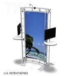 CUBA 5, 10 X 5 TRADE SHOW TRUSS DISPLAY EXHIBIT BOOTH