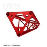 STRAIGHT 4 FOOT TRIANGLE 5 INCH TRUSS