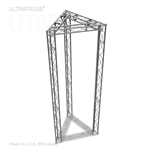 APRIL - 3FT X 3FT X 8FT HIGH TRIANGLE TRUSS DISPLAY BOOTH