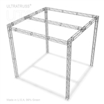 SANDY - 11FT X 11FT X 11FT HIGH BOX TRUSS DISPLAY BOOTH