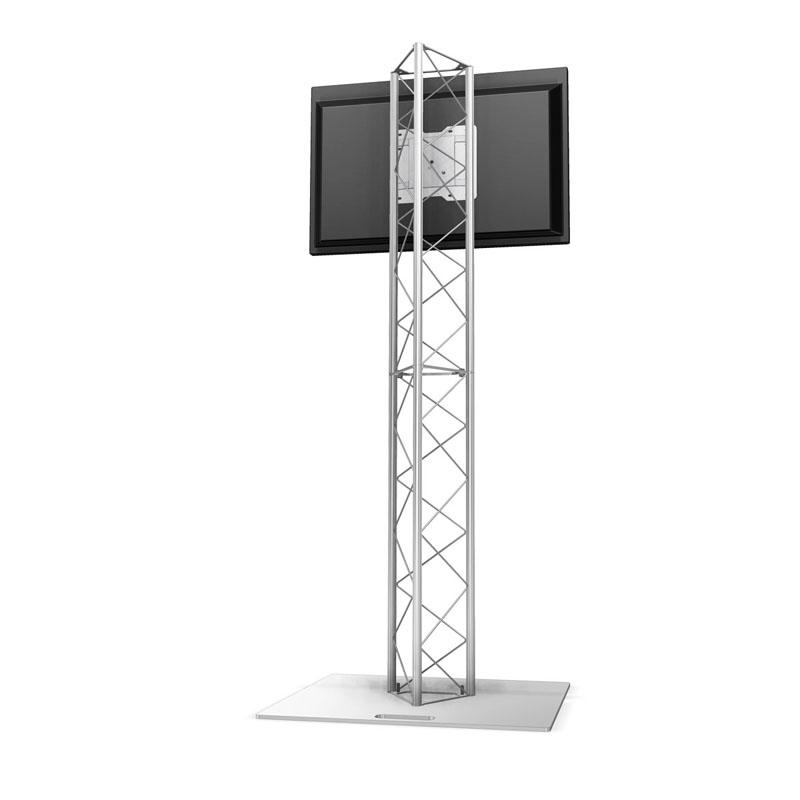 truss tv stand plasma tv stand 6 h truss stand 42 55 quot tv