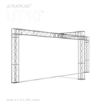AIDA - 6FT X 20FT BOX TRUSS DISPLAY BOOTH