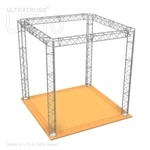 Avery - 10 Ft X 10 Ft Triangle Truss Booth