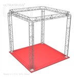 Sofia - 10 Ft X 10 Ft Triangle Truss Booth