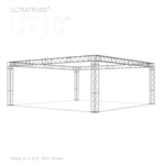 MEGAN - 20FT X 20FT X 8FT HIGH BOX TRUSS DISPLAY BOOTH