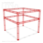 Riley - 20 Ft X 20 Ft Triangle Truss Booth