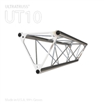 STRAIGHT 3 FOOT TRIANGLE 10 IN ALUMINUM TRUSS