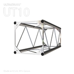 STRAIGHT 2 FOOT BOX 10 INCH ALUMINUM TRUSS