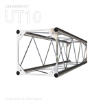 STRAIGHT ALUMINUM 3 FOOT BOX 10 INCH TRUSS