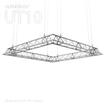 AVA - 8FT X 8FT TRIANGLE ALUMINUM TRUSS CLOUD